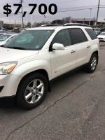 Home of the $500 Price Beat Guarantee: 2007 Saturn Outlook XR SUV