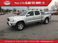 Used 2013 Toyota Tacoma 2WD Double Cab Long Bed V6 Automatic PreRunner