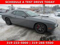 Used 2018 Dodge Challenger R/T Plus Shaker R/T Plus Shaker RWD for Sale in Waterloo IA
