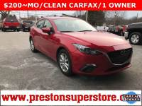 Used 2016 Mazda Mazda3 i Sedan in Burton, OH
