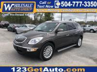 2012 Buick Enclave Leather Group