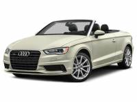 Used 2016 Audi A3 2.0T Premium Cabriolet | Aberdeen