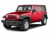 Used 2013 Jeep Wrangler Unlimited Rubicon SUV | Aberdeen