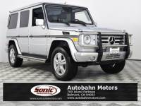 Pre-Owned 2010 Mercedes-Benz G-Class G 550 SUV