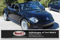 Used 2015 Volkswagen Beetle Convertible 1.8T Auto 1.8T in Fort Myers