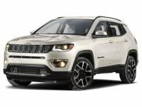 Pre-Owned 2017 Jeep New Compass Trailhawk 4x4 SUV in Greensboro NC