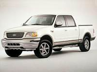 2001 Ford F-150 SuperCrew Lariat - Ford dealer in Amarillo TX – Used Ford dealership serving Dumas Lubbock Plainview Pampa TX