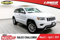 Used 2014 Jeep Grand Cherokee 4WD Limited in El Monte