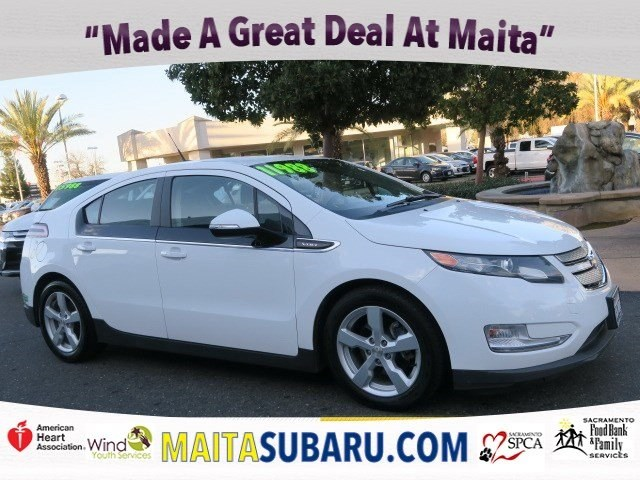 Photo Used 2014 Chevrolet Volt Available in Sacramento CA