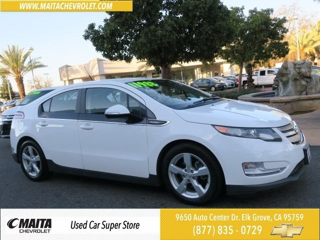 Photo Used 2014 Chevrolet Volt Base Available in Elk Grove CA