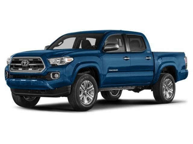 Photo Used 2016 Toyota Tacoma 4WD Double Cab V6 AT TRD Sport For Sale in Seneca, SC