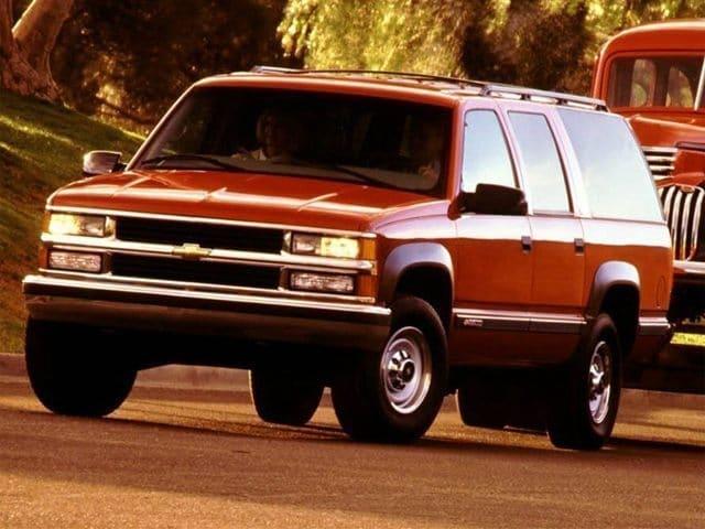 Photo Used 1999 Chevrolet Suburban 1500 in Sterling, VA