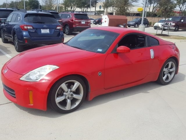 Photo Used 2008 Nissan 350Z For Sale Grapevine, TX