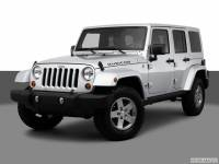 Used 2012 Jeep Wrangler Unlimited Rubicon SUV