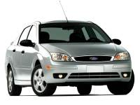 Used 2006 Ford Focus ZX4 ST in Pittsfield MA