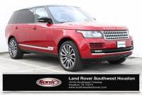 Used 2016 Land Rover Range Rover Supercharged 4WD 4dr LWB in Houston