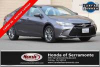 Pre-Owned 2016 Toyota Camry 4dr Sdn I4 Auto SE (SE)