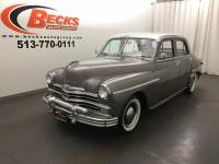 1949 Plymouth Deluxe Special