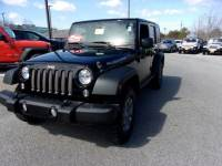 Certified Used 2016 Jeep Wrangler Unlimited Rubicon near North Bethesda