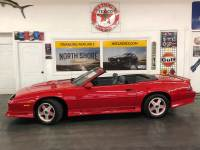 1991 Chevrolet Camaro Z28-Only 14k Miles-Convertible-Southern Vehicle- Modern Muscle Car-VIDEO