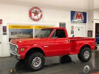 1971 Chevrolet Pickup -K10-4X4-FRAME OFF RESTORATION-NEW INTERIOR AND MORE-VIDEO