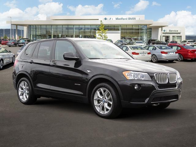 Photo Pre-Owned 2013 BMW X3 xDrive35i for Sale in Medford, OR