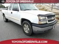 Pre-Owned 2005 Chevrolet Silverado 1500 Truck Extended Cab in Greenville SC