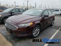 Certified Used 2017 Ford Fusion SE 4dr Car 4 FWD in Tulsa