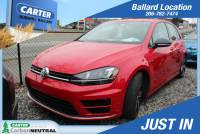 Certified Pre-Owned 2016 Volkswagen Golf R for Sale in Seattle, WA