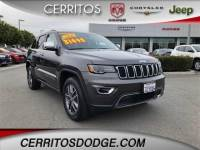 Used 2018 Jeep Grand Cherokee Limited RWD for Sale in Cerritos