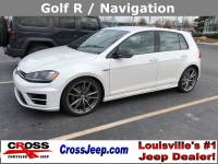 PRE-OWNED 2017 VOLKSWAGEN GOLF R NAVIGATION AWD