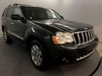 Used 2008 Jeep Grand Cherokee Overland SUV