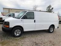 2011 Chevrolet Express 2500 Cargo Van w/ Bin Package