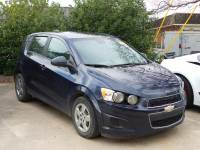 Pre-Owned 2015 Chevrolet Sonic LS Auto Hatchback