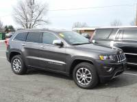 Pre-Owned 2015 Jeep Grand Cherokee Limited 4x4 SUV