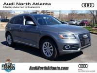 Certified 2015 Audi Q5 Premium Plus SUV in Atlanta GA