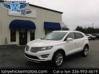 2016 Lincoln MKC AWD 4dr Select