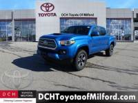 Used 2016 Toyota Tacoma 4WD Double Cab Short Bed V6 Automatic TRD Sport