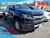 2018 Chevrolet Colorado Work Truck Extended Cab Short Bed V6