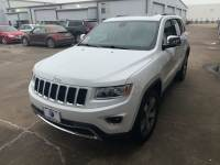 Pre-Owned 2015 Jeep Grand Cherokee Limited Four Wheel Drive SUVs