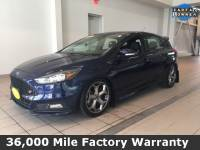 2016 Ford Focus ST ST in West Springfield MA