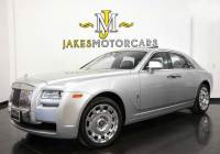 2014 Rolls-Royce Ghost ($317,075 MSRP)...ONLY 9700 MILES!