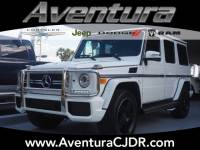 PRE-OWNED 2014 MERCEDES-BENZ G-CLASS G 63 AMG® 4MATIC® 4D SPORT UTILITY