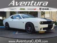 PRE-OWNED 2017 DODGE CHALLENGER SRT HELLCAT RWD 2D COUPE