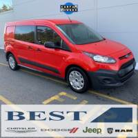 PRE-OWNED 2015 FORD TRANSIT CONNECT XL FWD 4D CARGO VAN