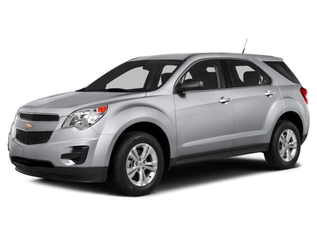 Photo Used 2015 Chevrolet Equinox LS SUV in Bowie, MD