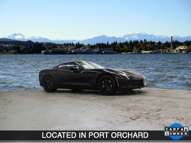 Photo Used 2017 Chevrolet Corvette Stingray for Sale in Tacoma, near Auburn WA