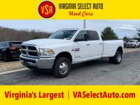Used 2018 Ram 3500 SLT Truck for sale in Amherst, VA