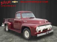 Pre-Owned 1954 Ford F-250 Pickup Truck