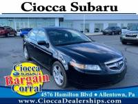 Used 2004 Acura TL 4dr Sdn 3.2L Auto with Navigation For Sale in Allentown, PA